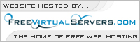 Web Hosting by Free Virtual Servers